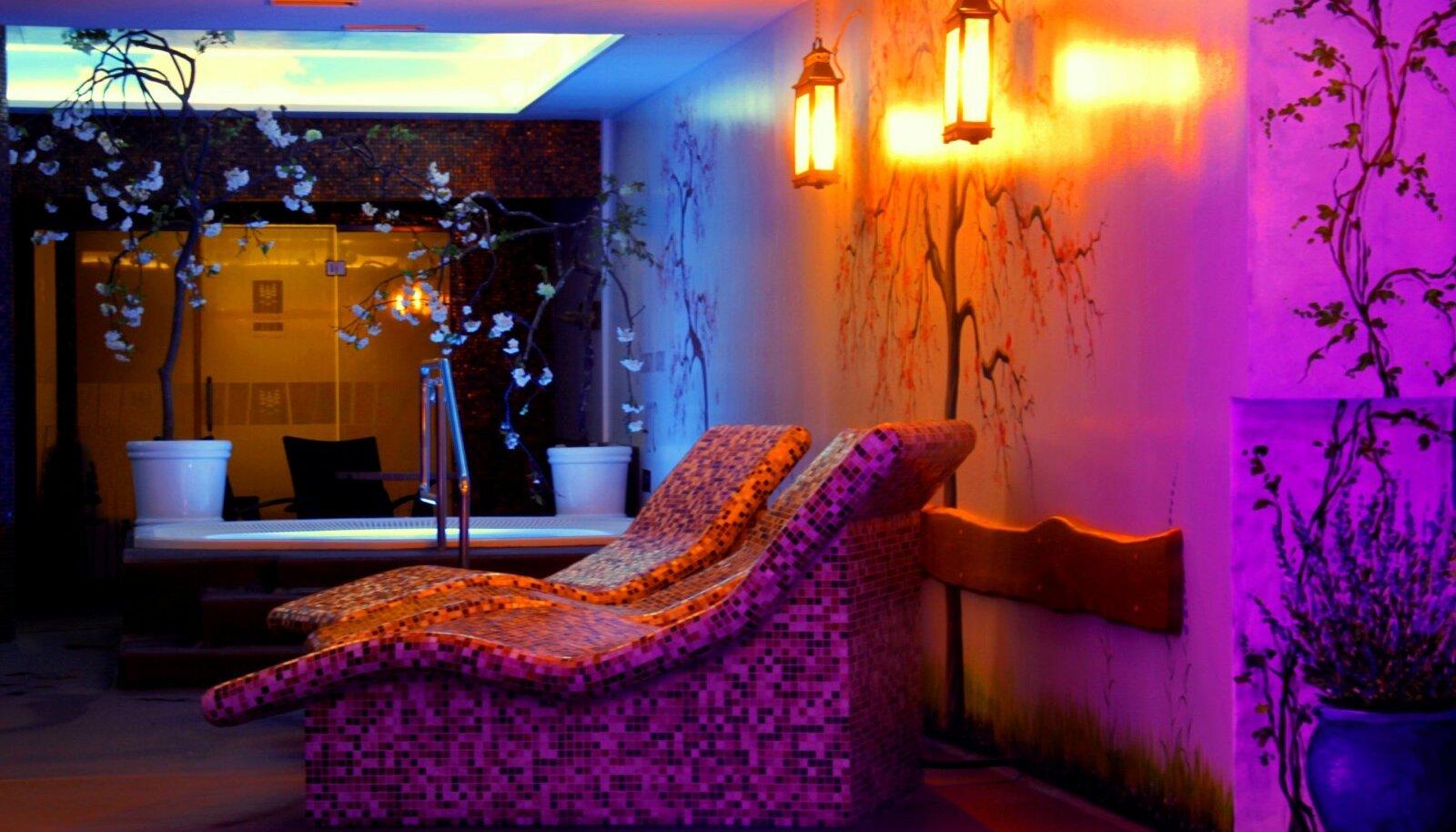Lavendel Spa Hotell