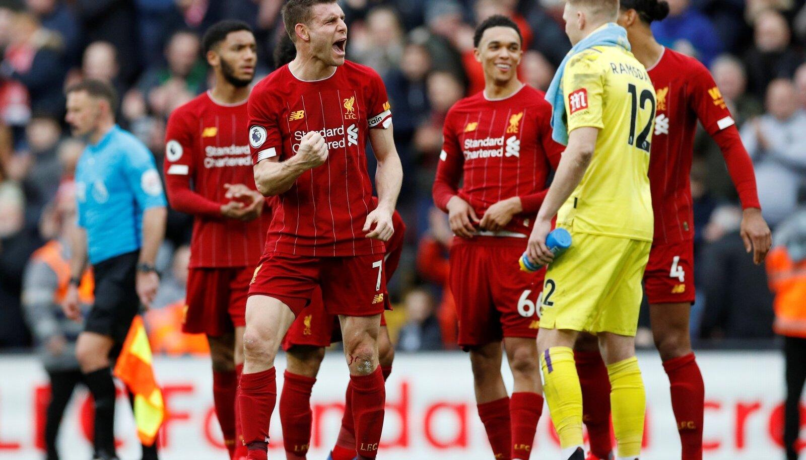 Suurklubid, nagu Liverpool domineerivad tulevikus veelgi enam.