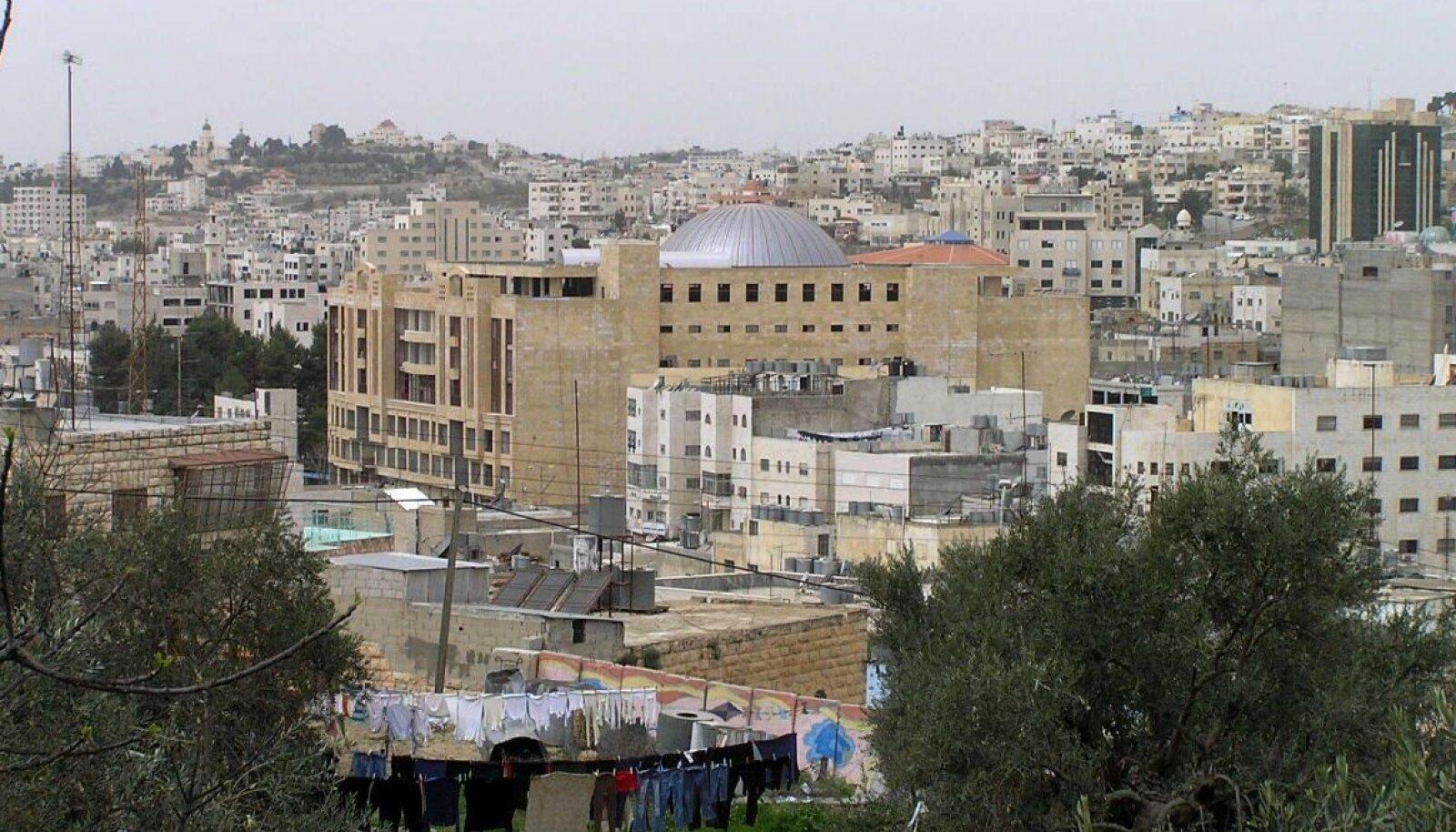 Hebroni linn.