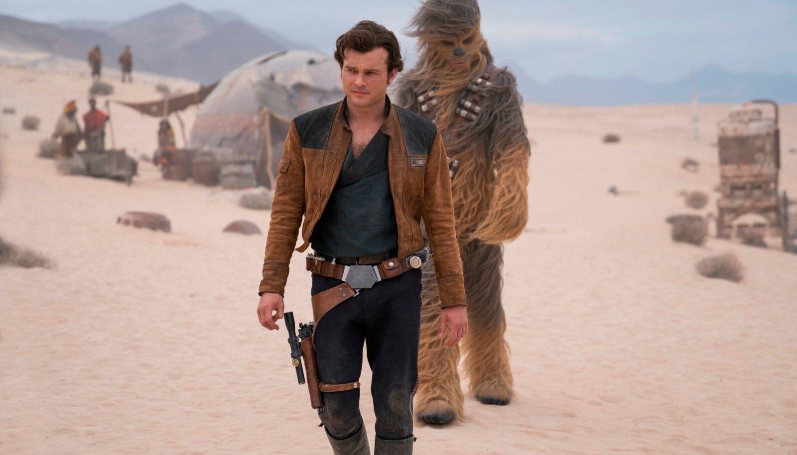 """""""Solo: Tähesõdade lugu"""" (""""Solo: A Star Wars Story"""")"""