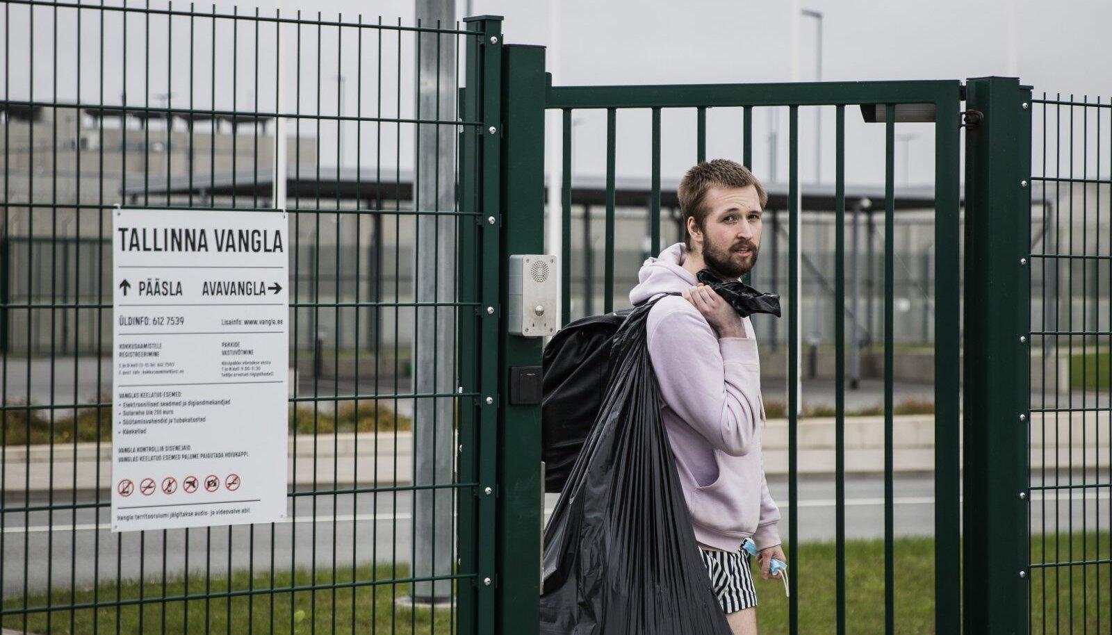 Rannamaja Oskar pääses vanglast