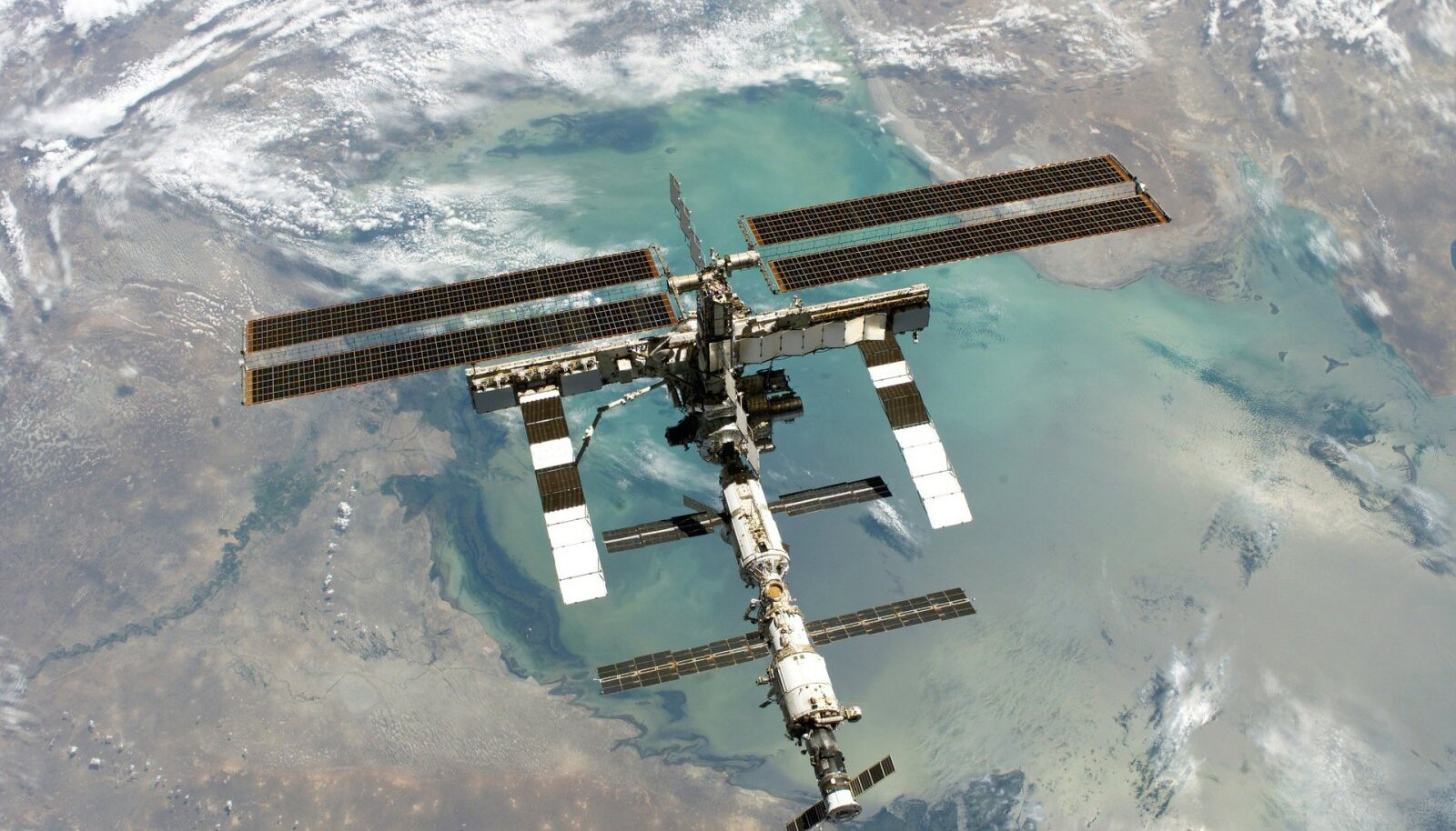 ISS (Foto: Pixabay / WikiImages)