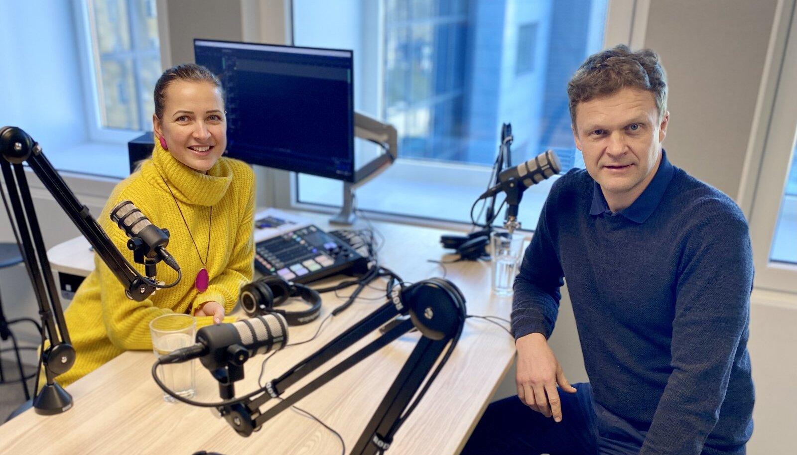 Dali Karat ja dr Rene Bürkland
