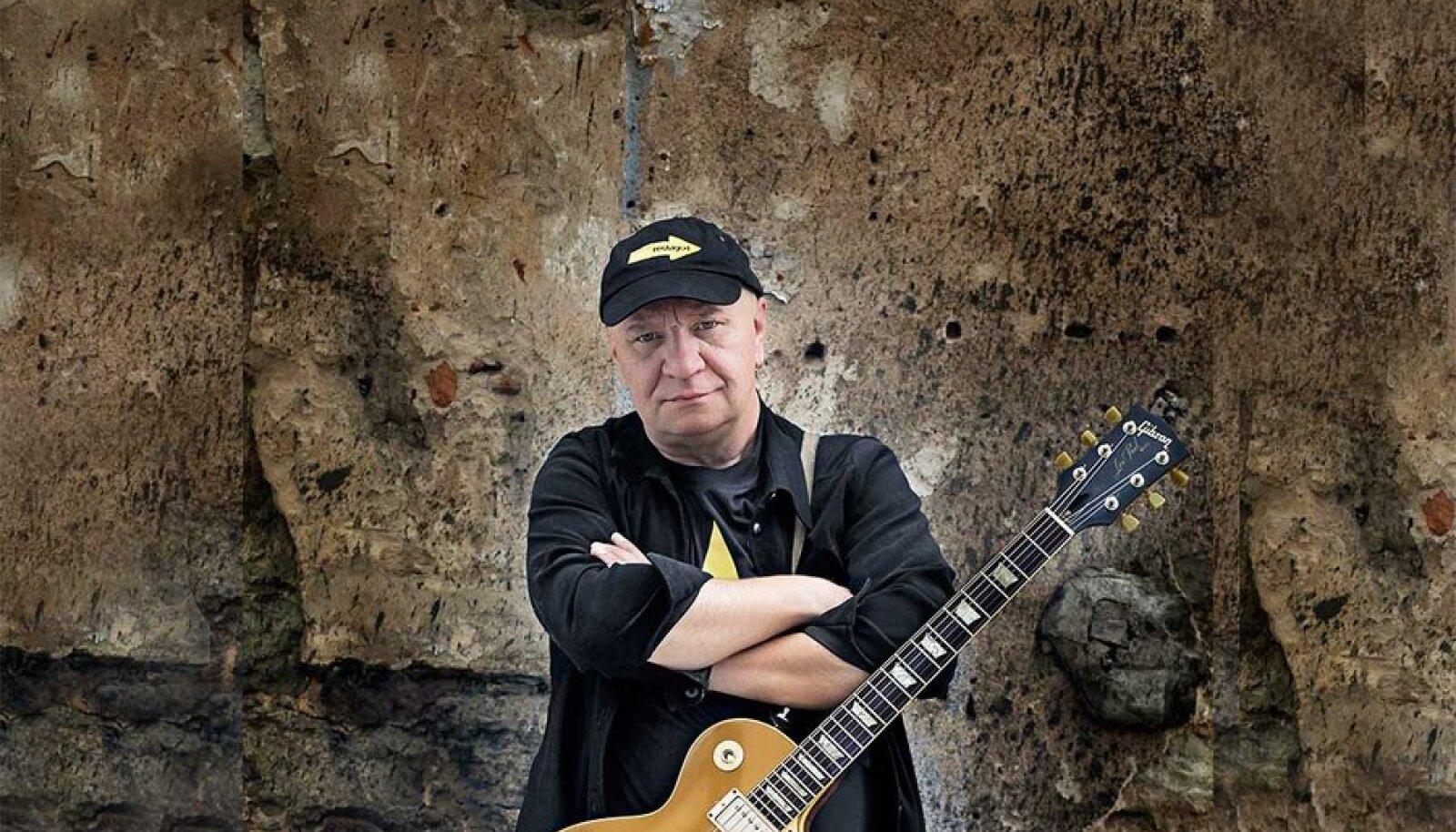Kitarrist Vilpuu: Teeb muusikat inimestele, kes armastavad väärt kultuuri.