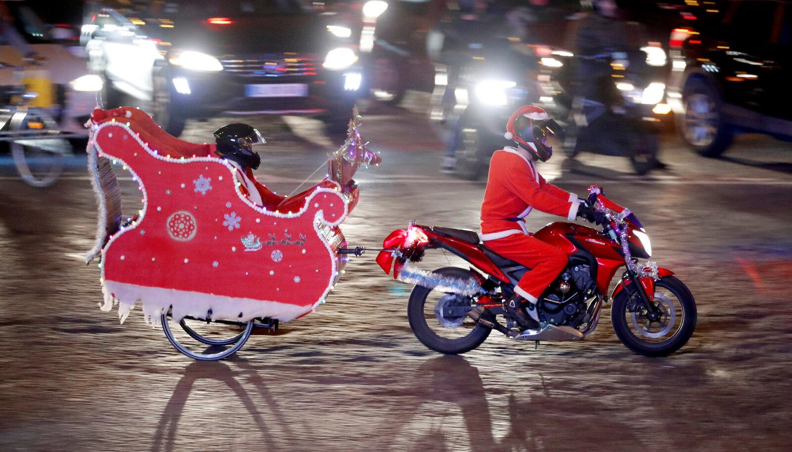 Jõulud Pariisis