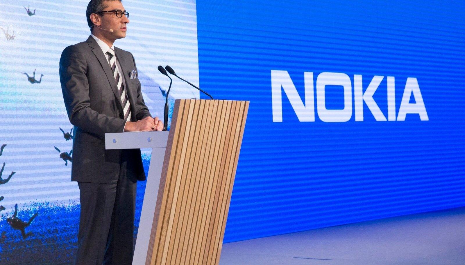 NOKIA Capital Markets Day 2014