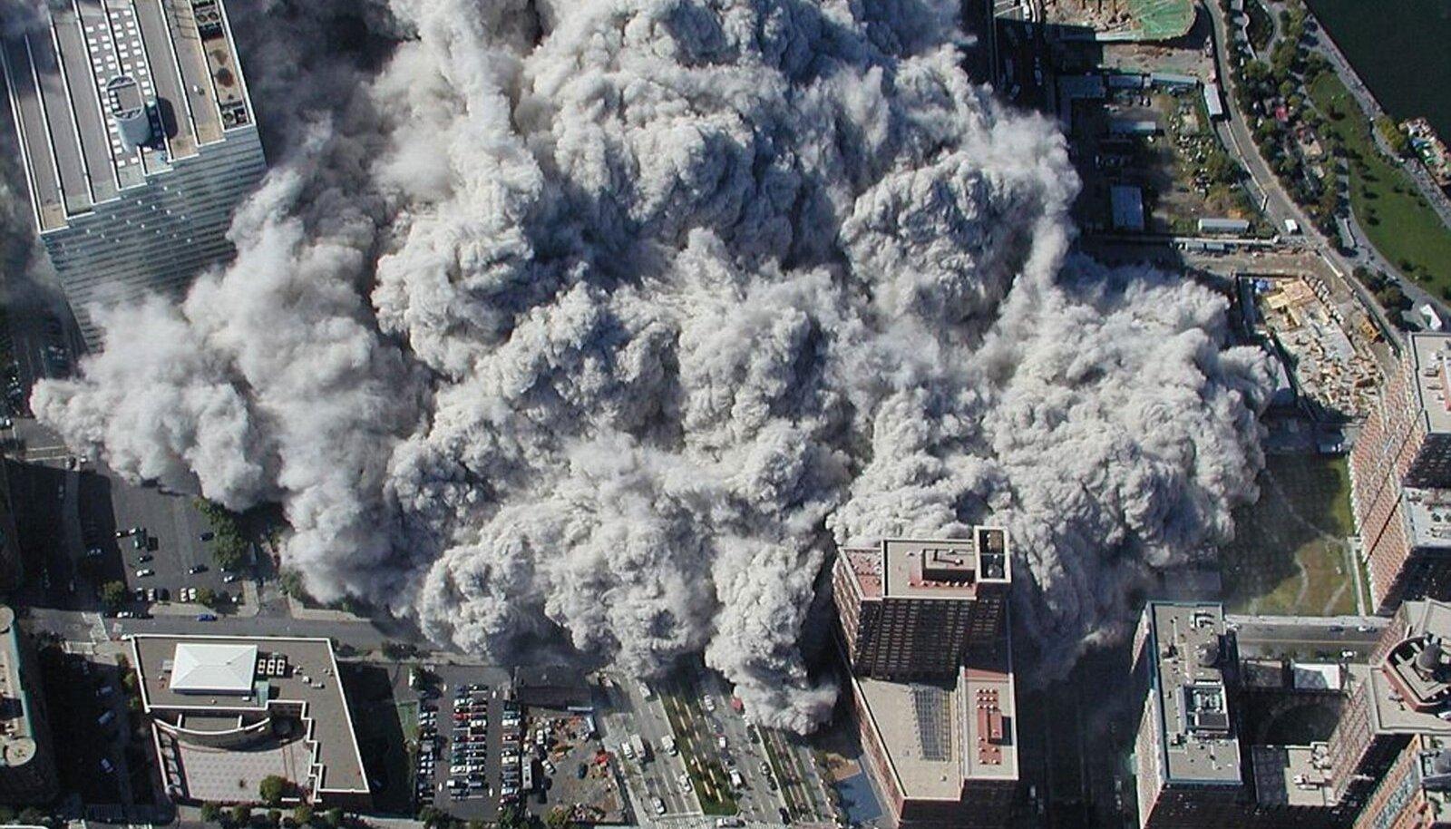 9/11: Vandenõuteooriate üks levinumaid uskumisi on, et 11. septembri terrorirünnakud toimusid USA valitsuse teadmisel ja heakskiidul.