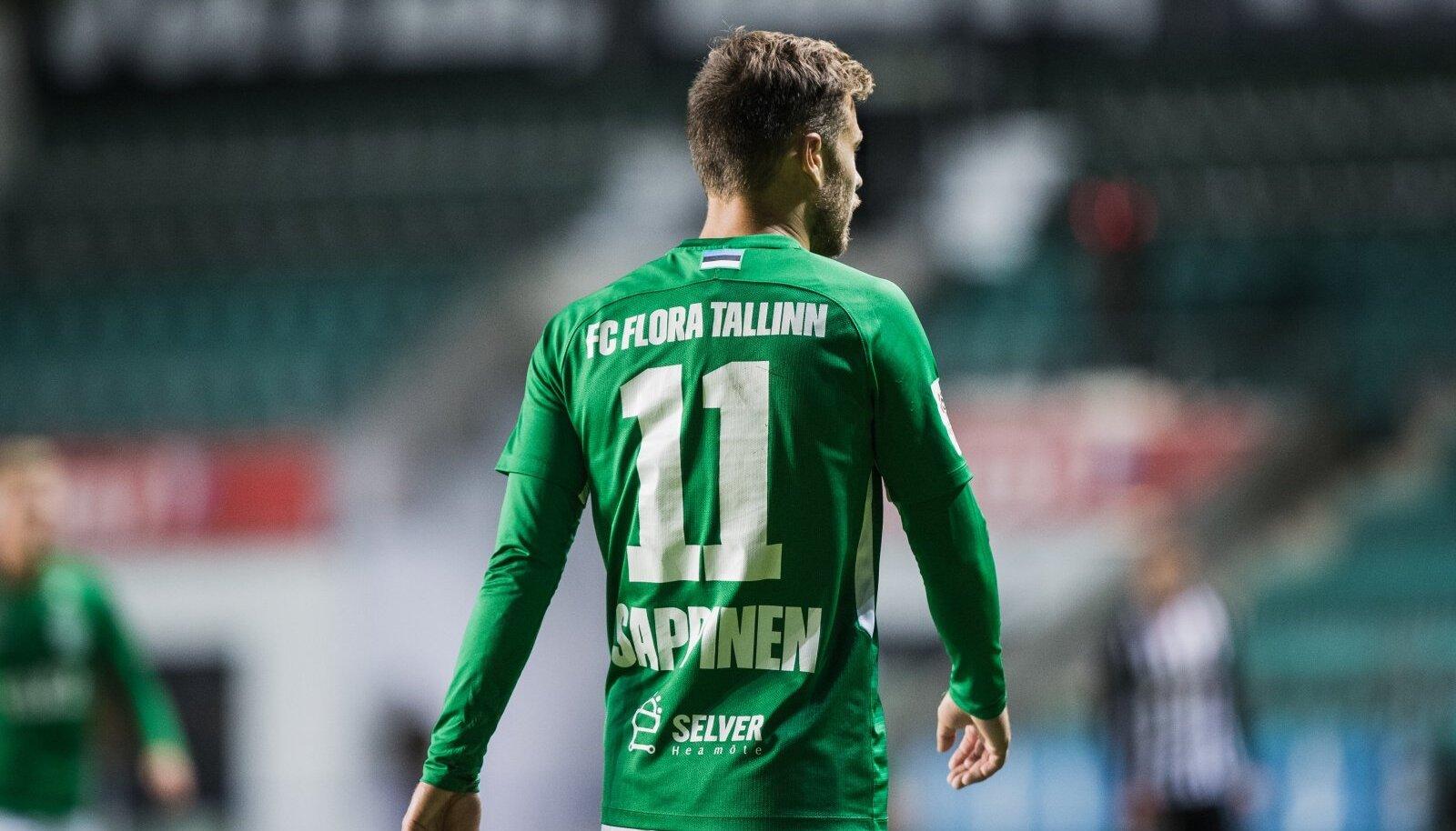 """Premium liiga parim väravakütt Rauno Sappinen """"Futboliidi"""" MVP edetabelis esikohale ei tõusnud."""