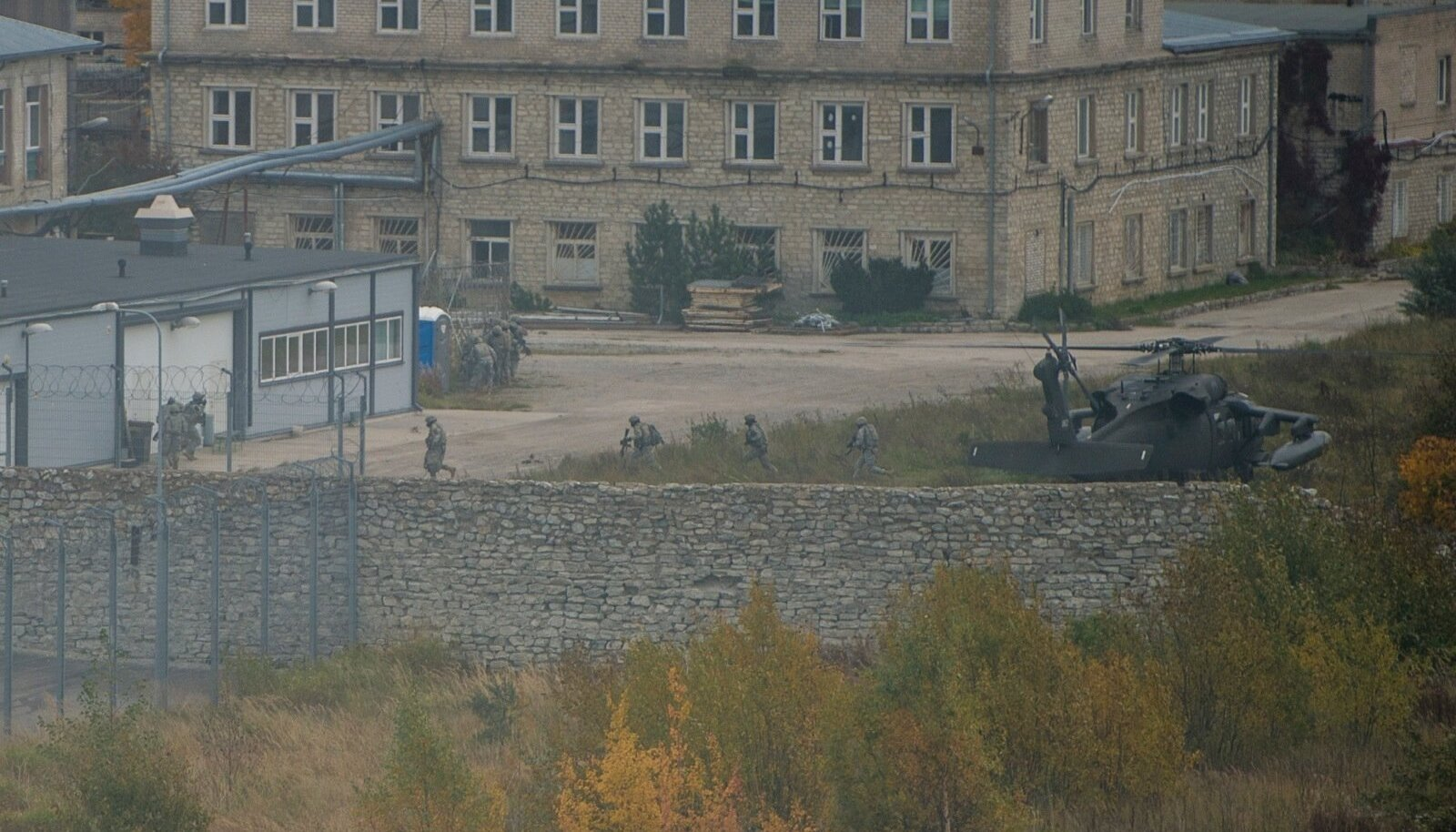 USA sõjaväelased Murru vanglas
