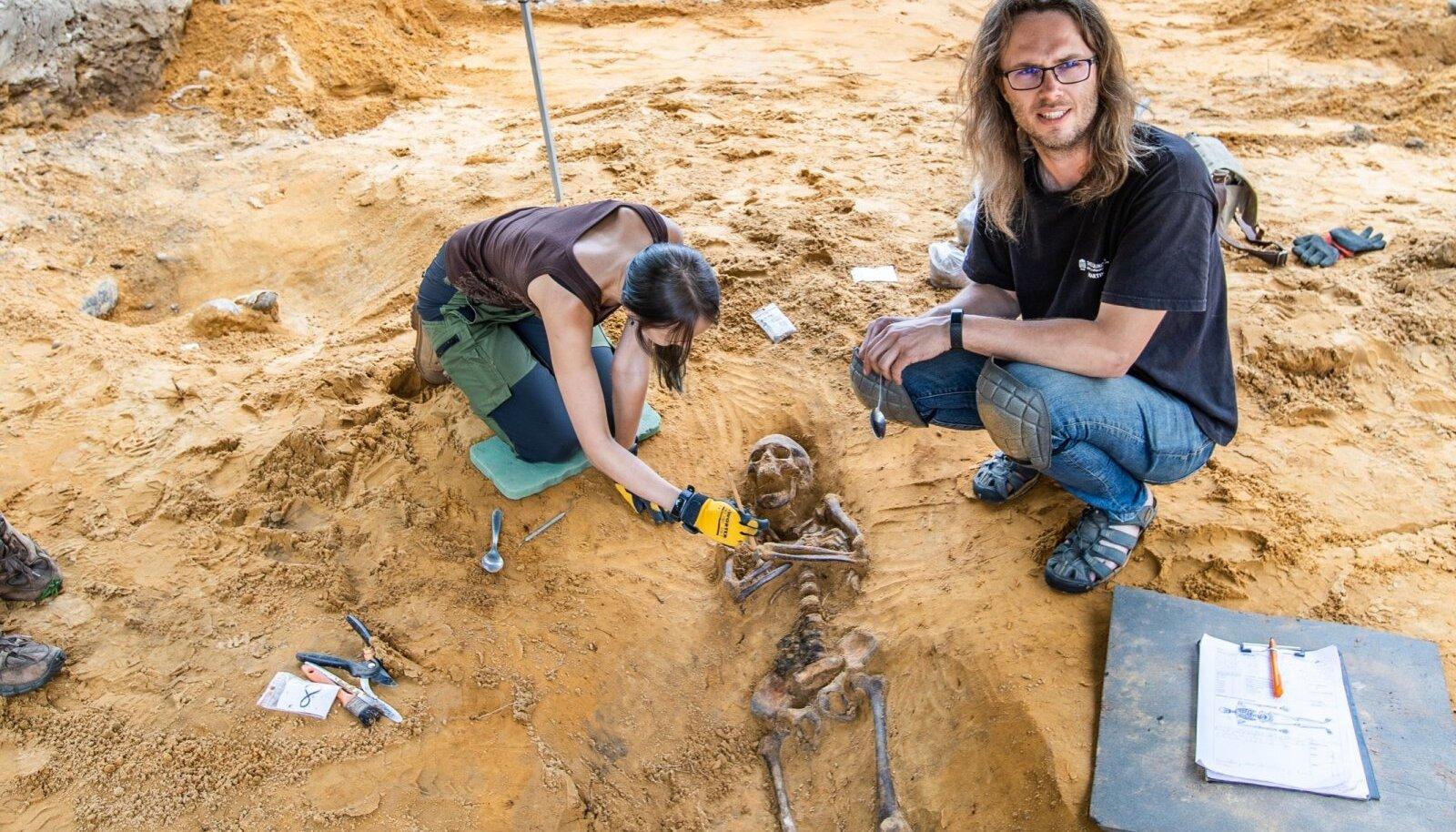 Luuarheoloogi Martin Malve sõnul on leid oluline kohaajalooliselt.
