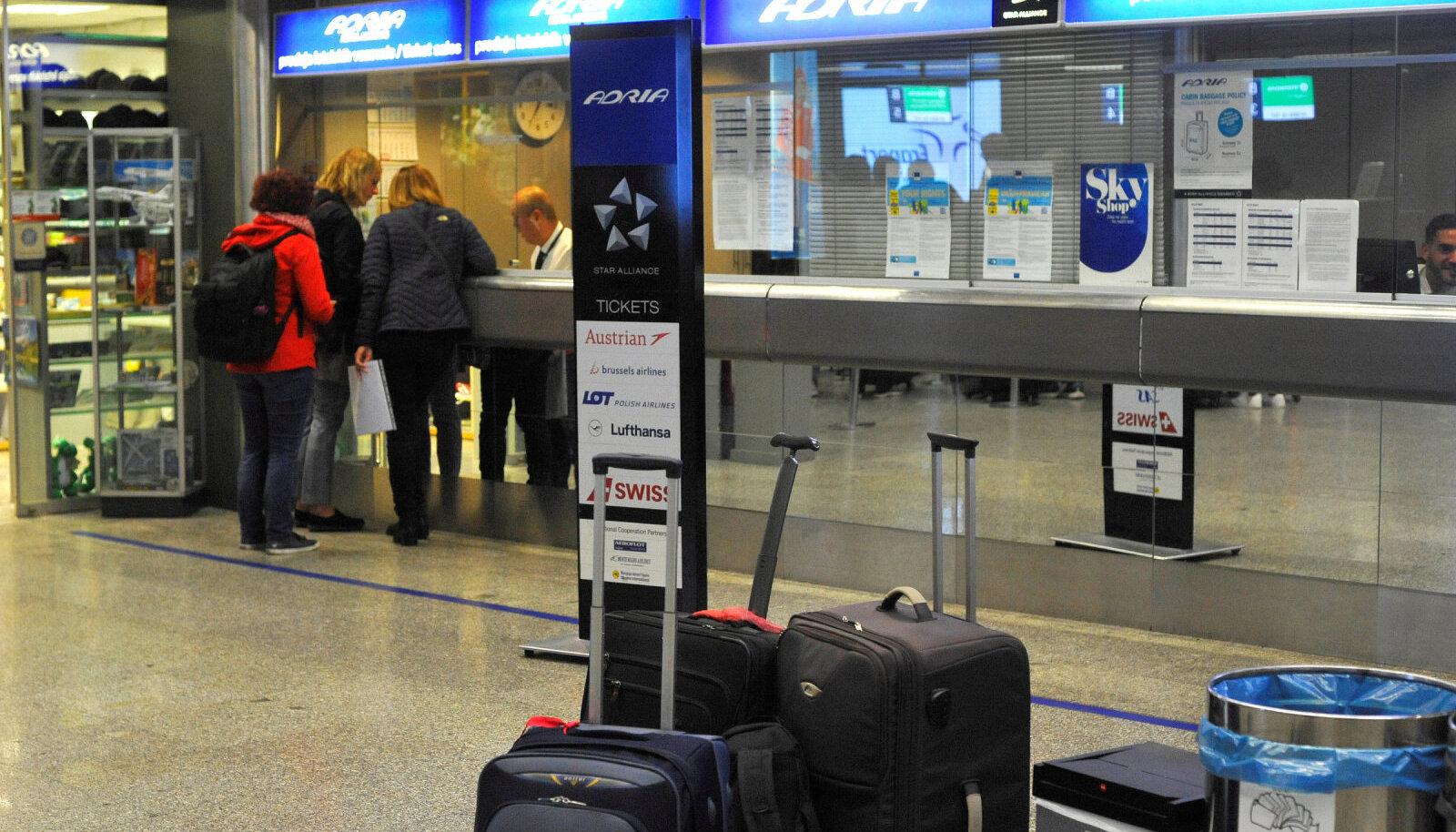 Kliendid on õnnetud - kõik lennud on tühistatud. Muretsemiseks on põhjust ka Nordical ja siin on jutt miljonitest eurodest.