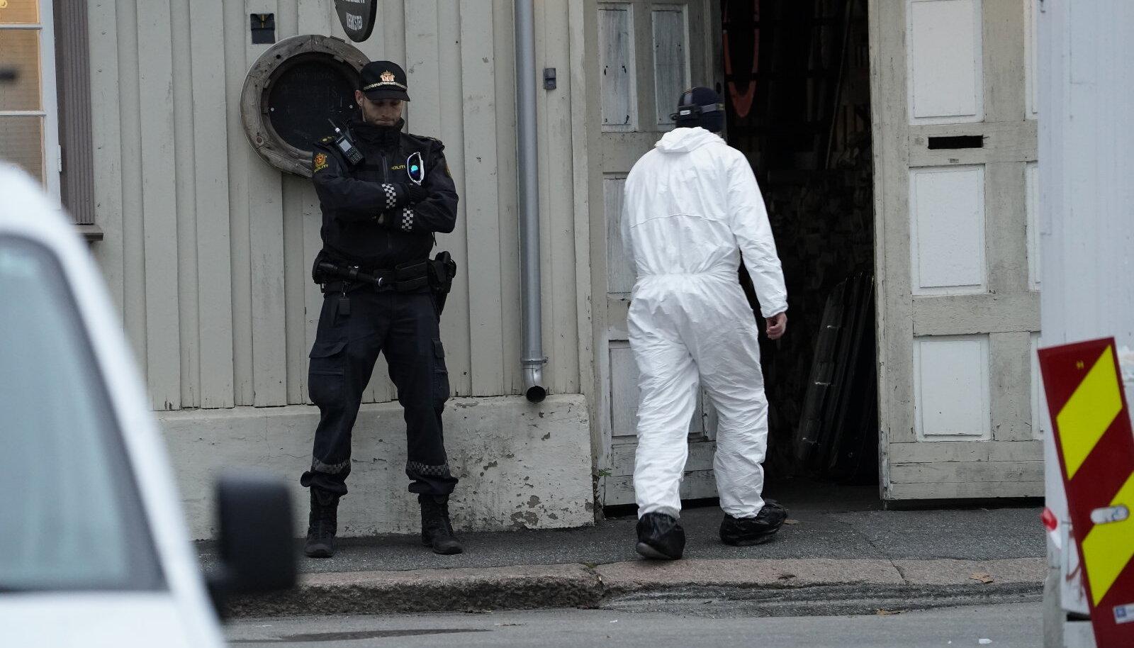 Politsei uurib viburünnaku juhtumit.