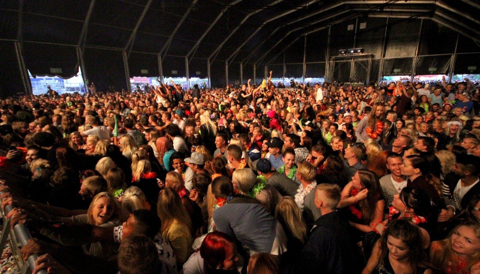 Weekend Festival Helsingi 2013 teine peopäev