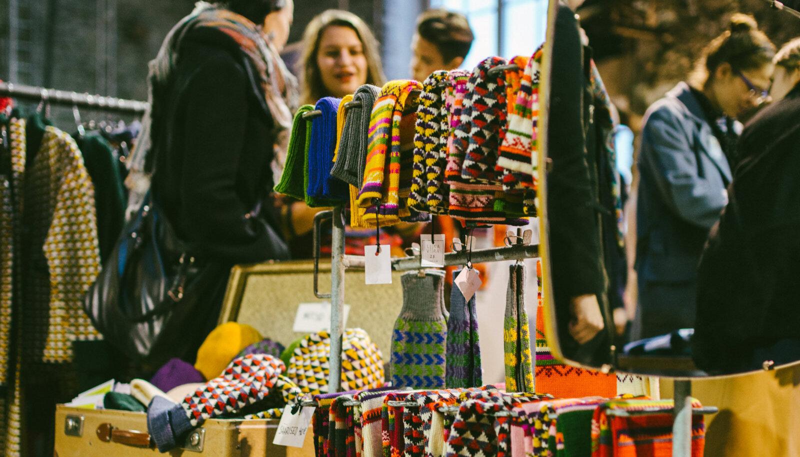 Eelmise aasta lõpus Kultuurikatlas toimunud Disainiturg tõi kohele üle 5000 külastaja ja oma loodut müüs üle 80 Eesti ja Leedu disaineri ja kaubamärgi