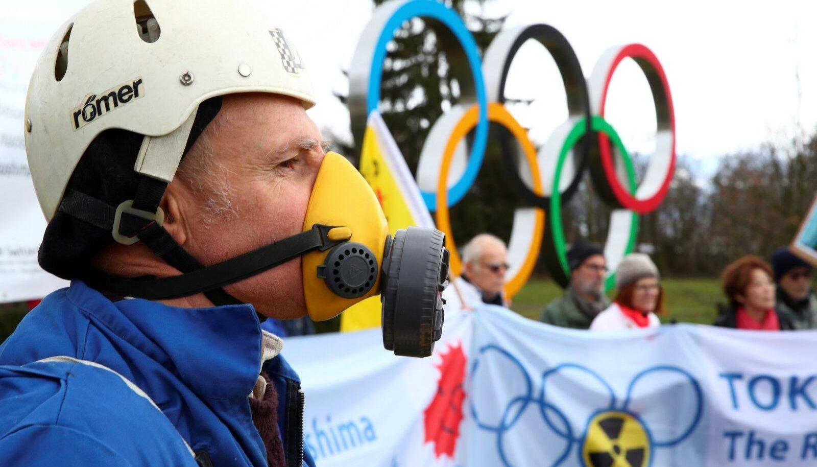 Pole välistatud ka stsenaarium, et olümpia korraldatakse nõnda, et atleedid on sisuliselt karantiinis ja publik kodus teleri ees.