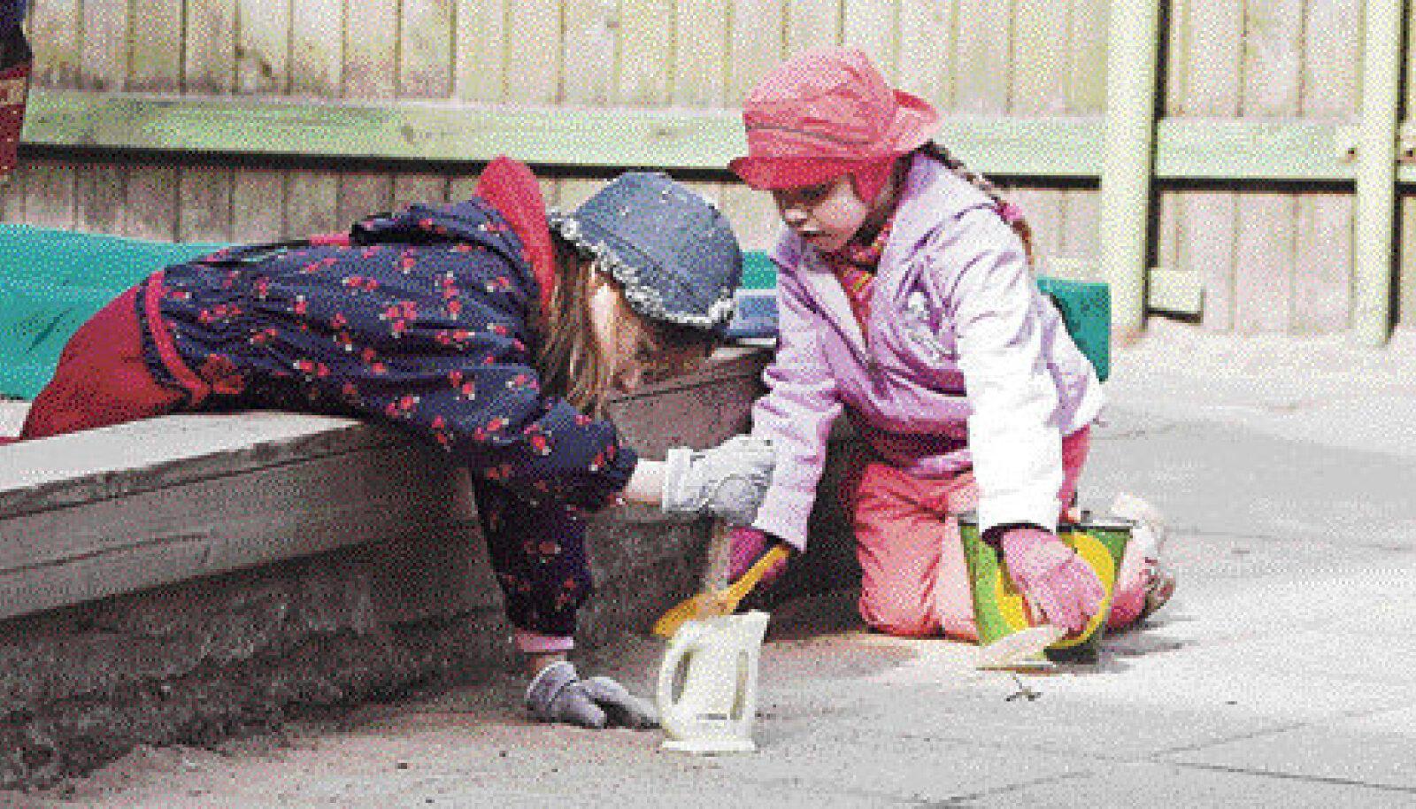Mäng on väikese inimese töö. Uues seaduse järgi võib kohus määrata, mida laps veel tegema peab.