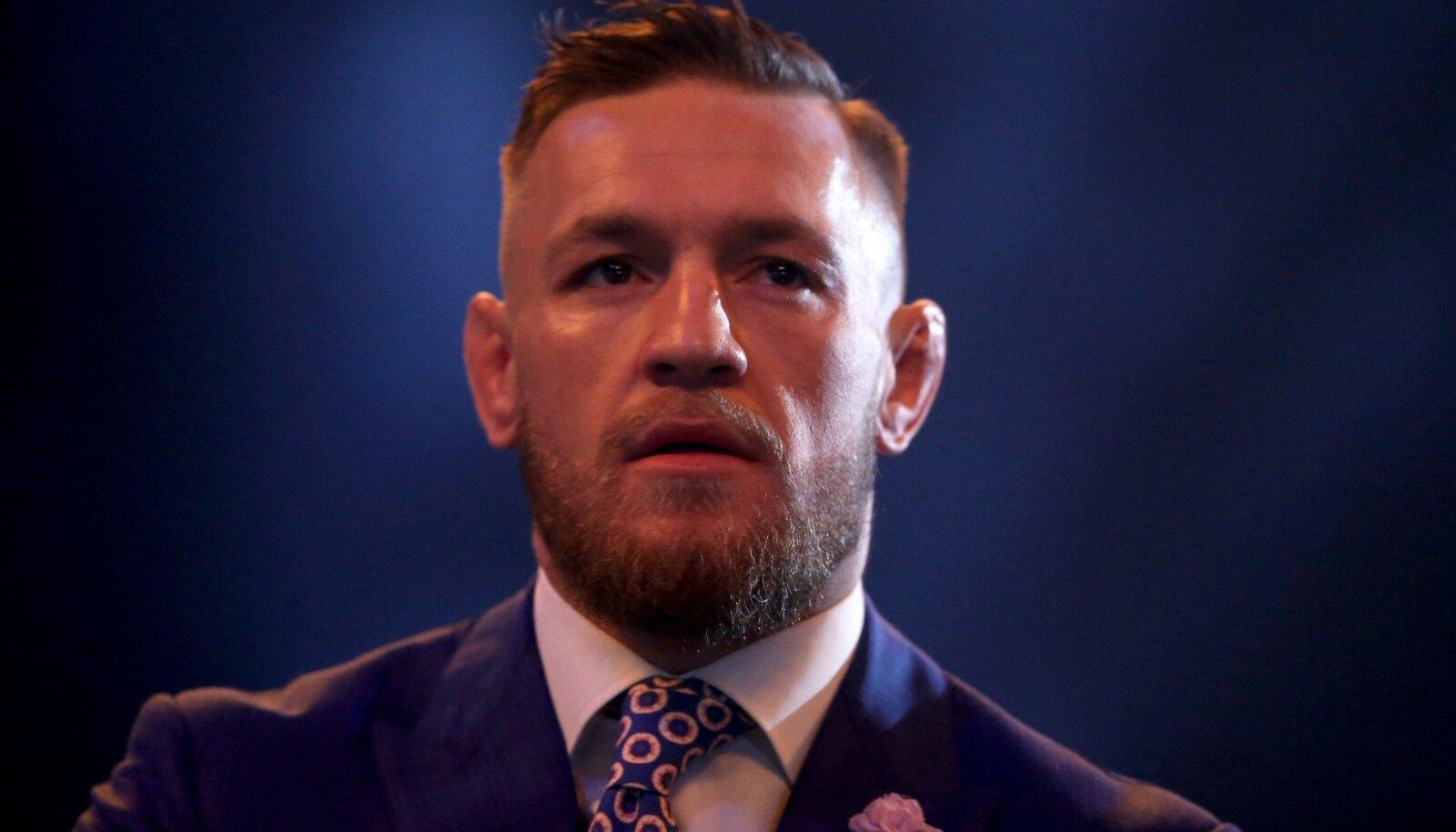 UFC superstaar Conor McGregor.