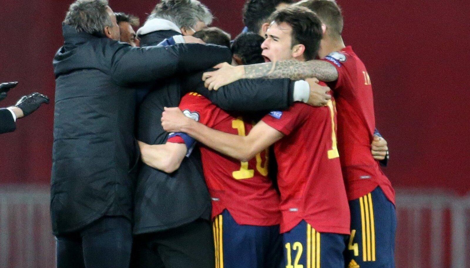 World Cup Qualifiers Europe - Group B - Georgia v Spain