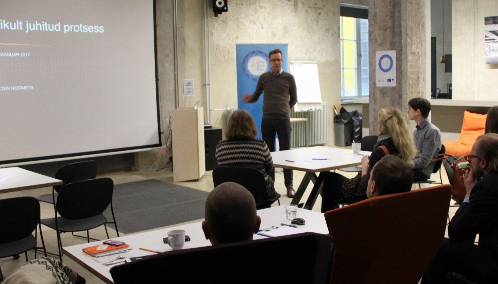 Lisaks veebipõhisele õppele kogunetakse PESAs paar korda aastas, et üksteist tundma õppida ja kogemusi vahetada