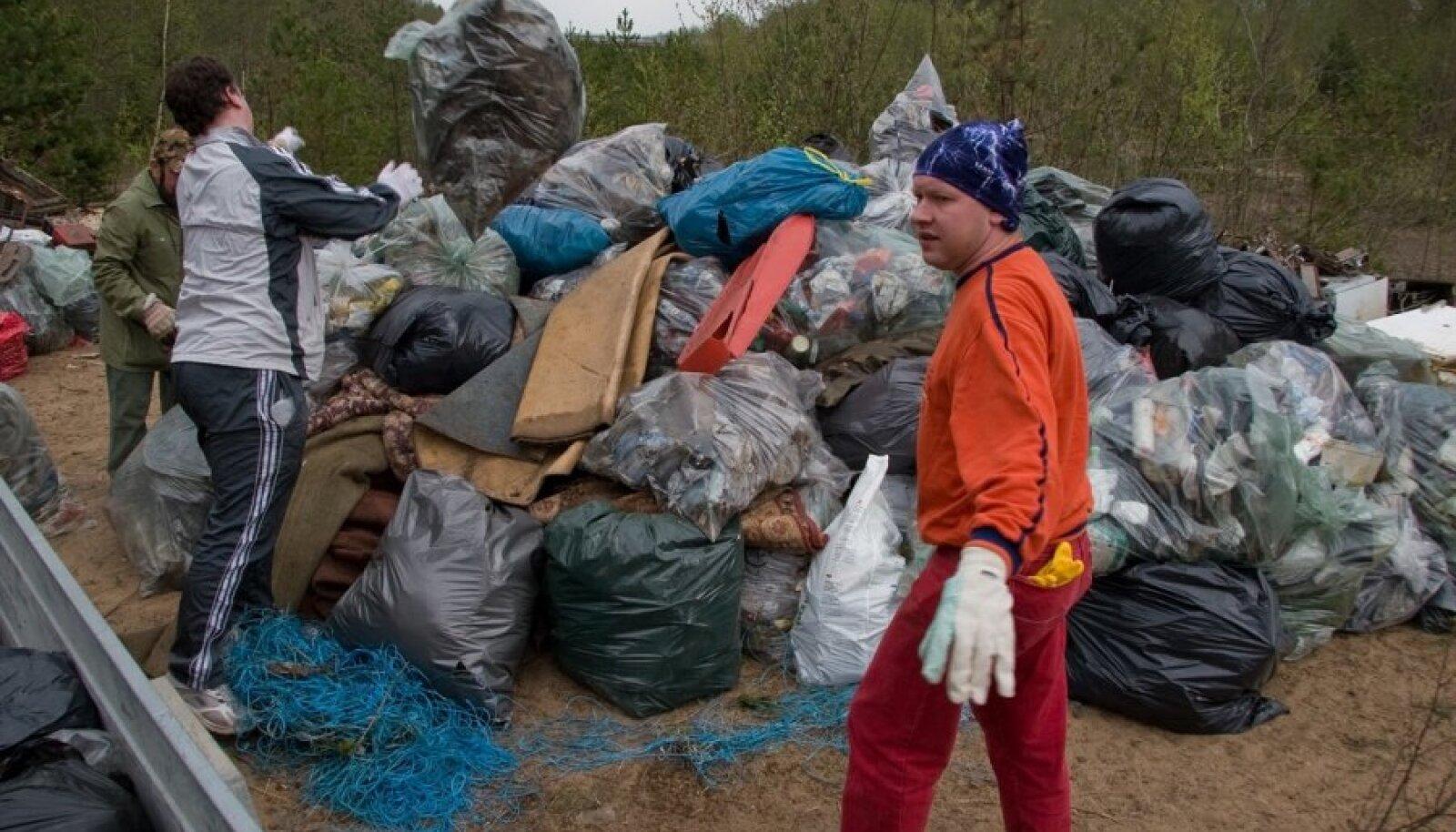 Teeme ära! koristustalgud aastal 2008