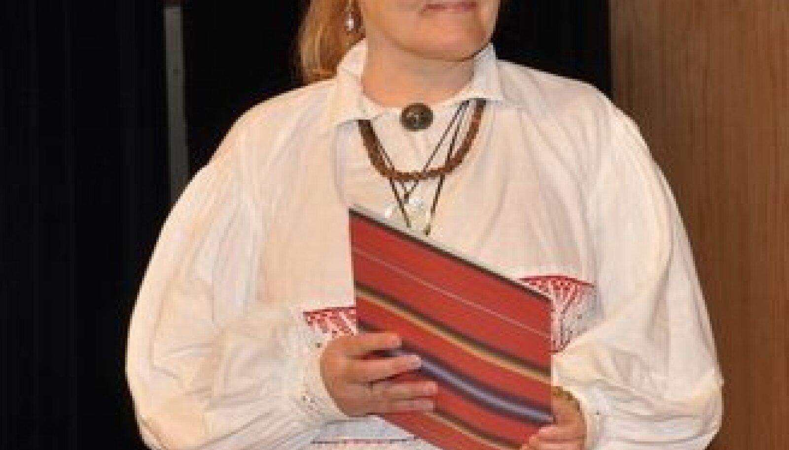 Ulvi Tamm. Foto: erakogu
