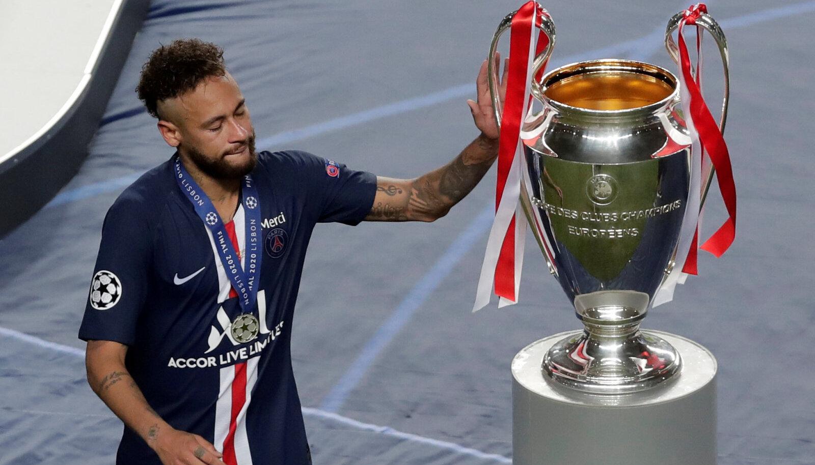 Löödud Neymar
