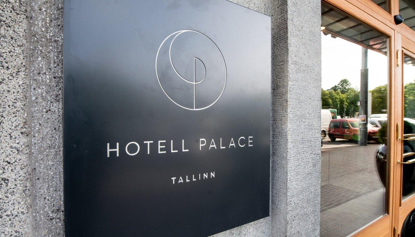Hotell Palace Tallinnas