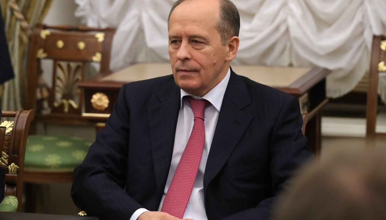 Aleksandr Bortnikov