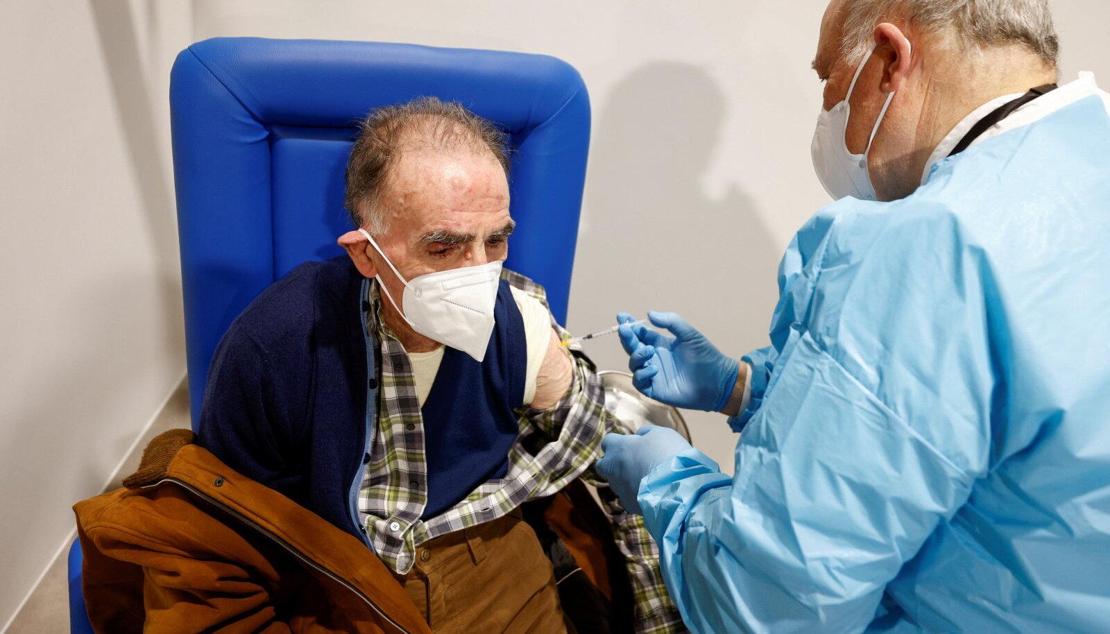 Vaktsineerimine Roomas