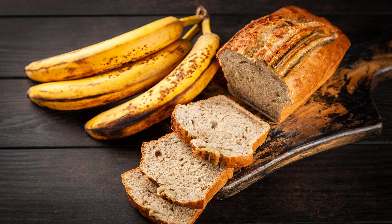 Banaanileib