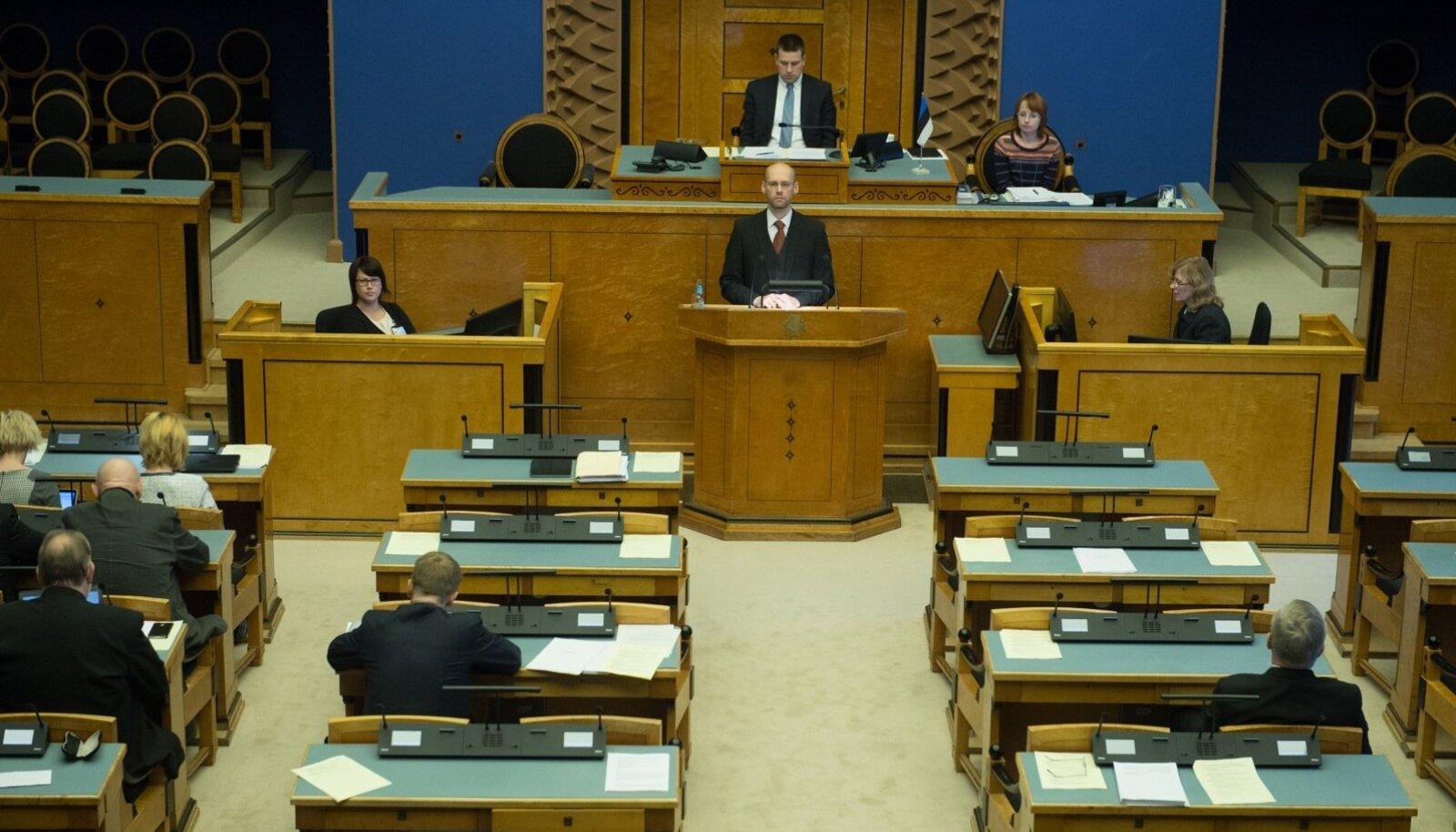 Varro Vooglaid, Eesti vabariigi suverräänsuse arutelu