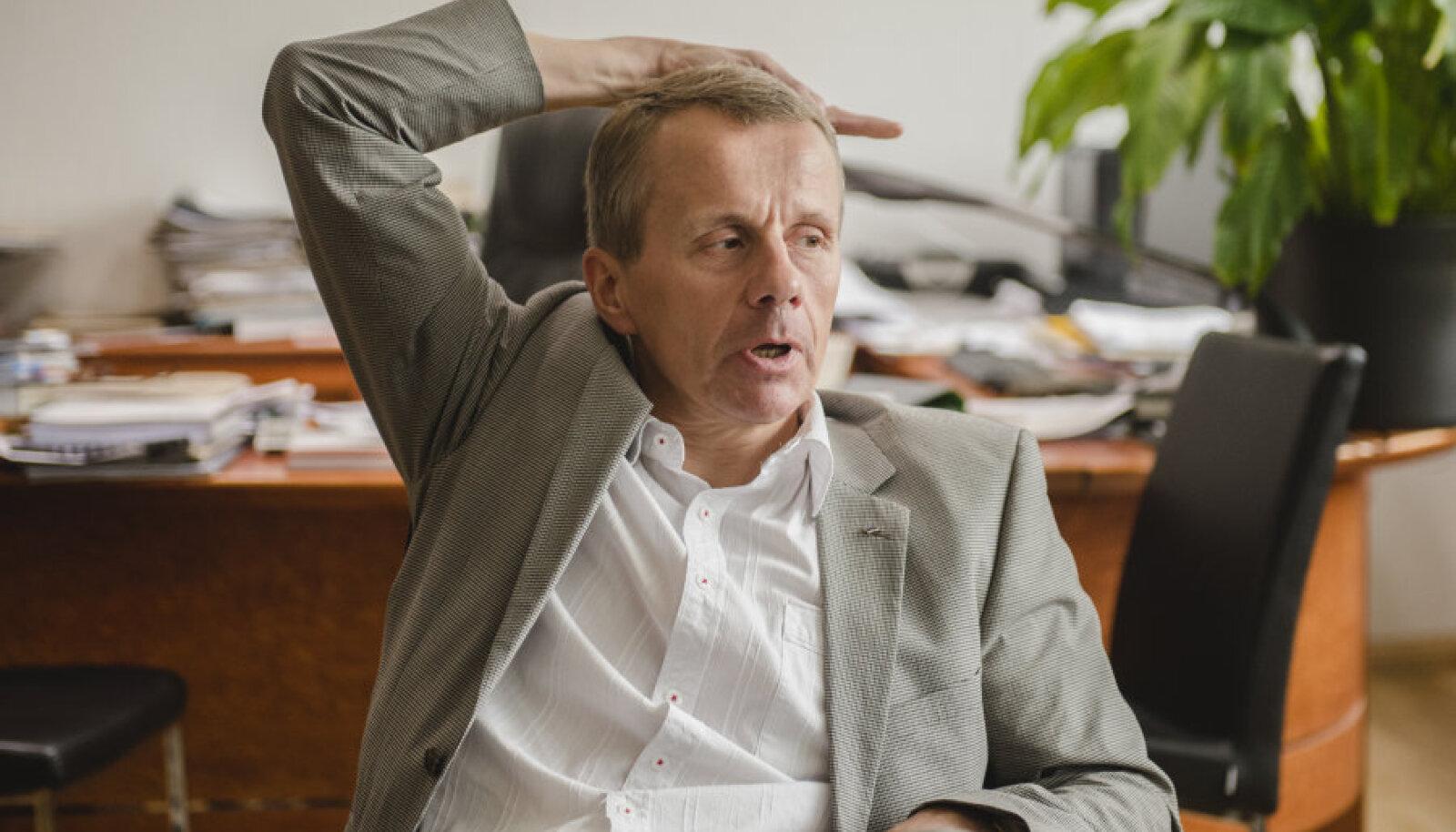 Rahandusminister Jürgen Ligi ütleb, et liigume õiges suunas.