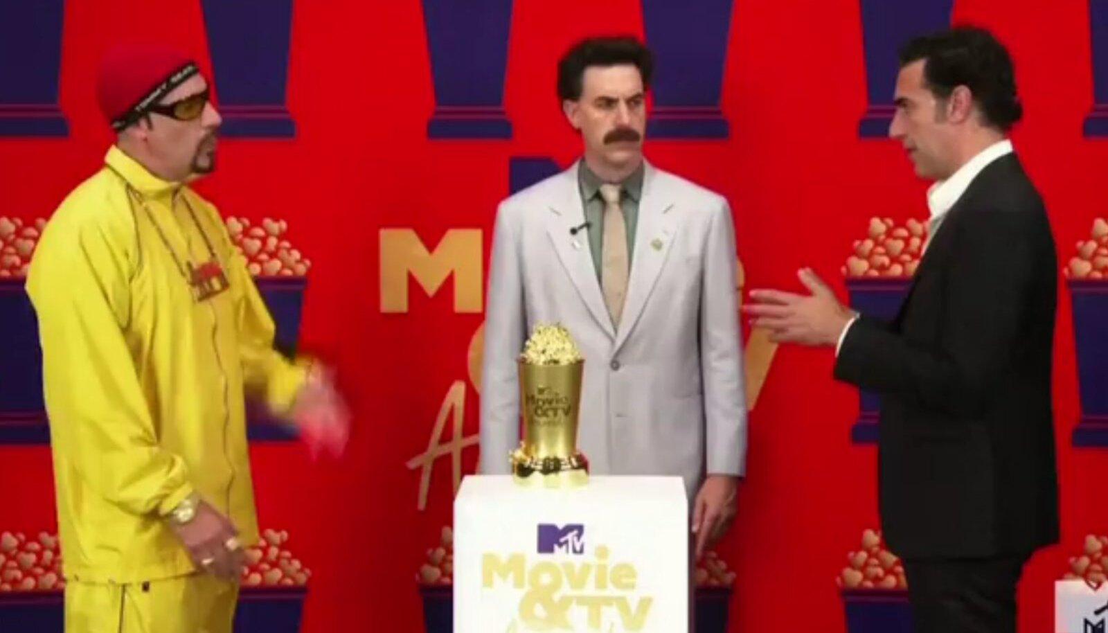 Ali G, Borat ja Sacha Baron Cohen