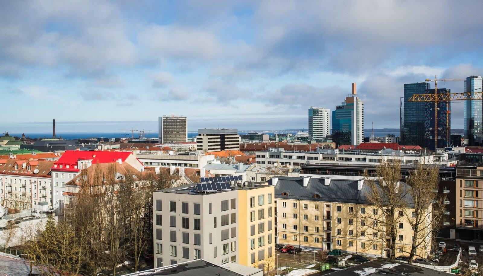 Tallinna kesklinn