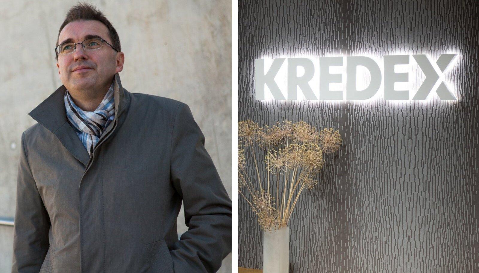 Andres Sutt nimetas kolm uut KredExi nõukogu liiget.