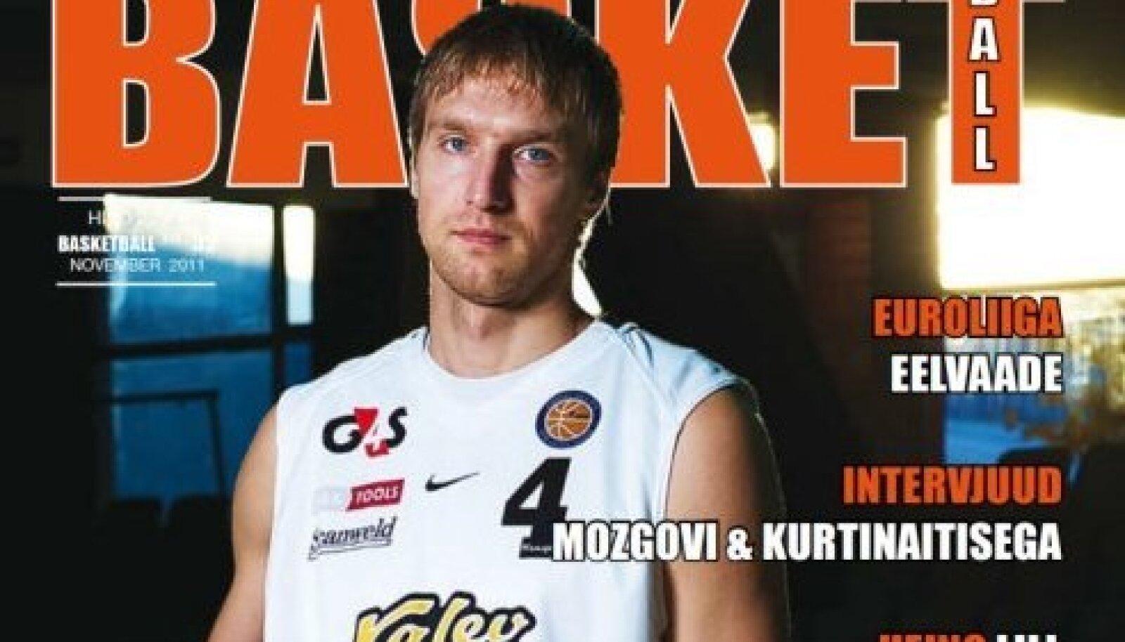 Basketball november, pavel Uljanko: Foto:ajakiribasketball.ee