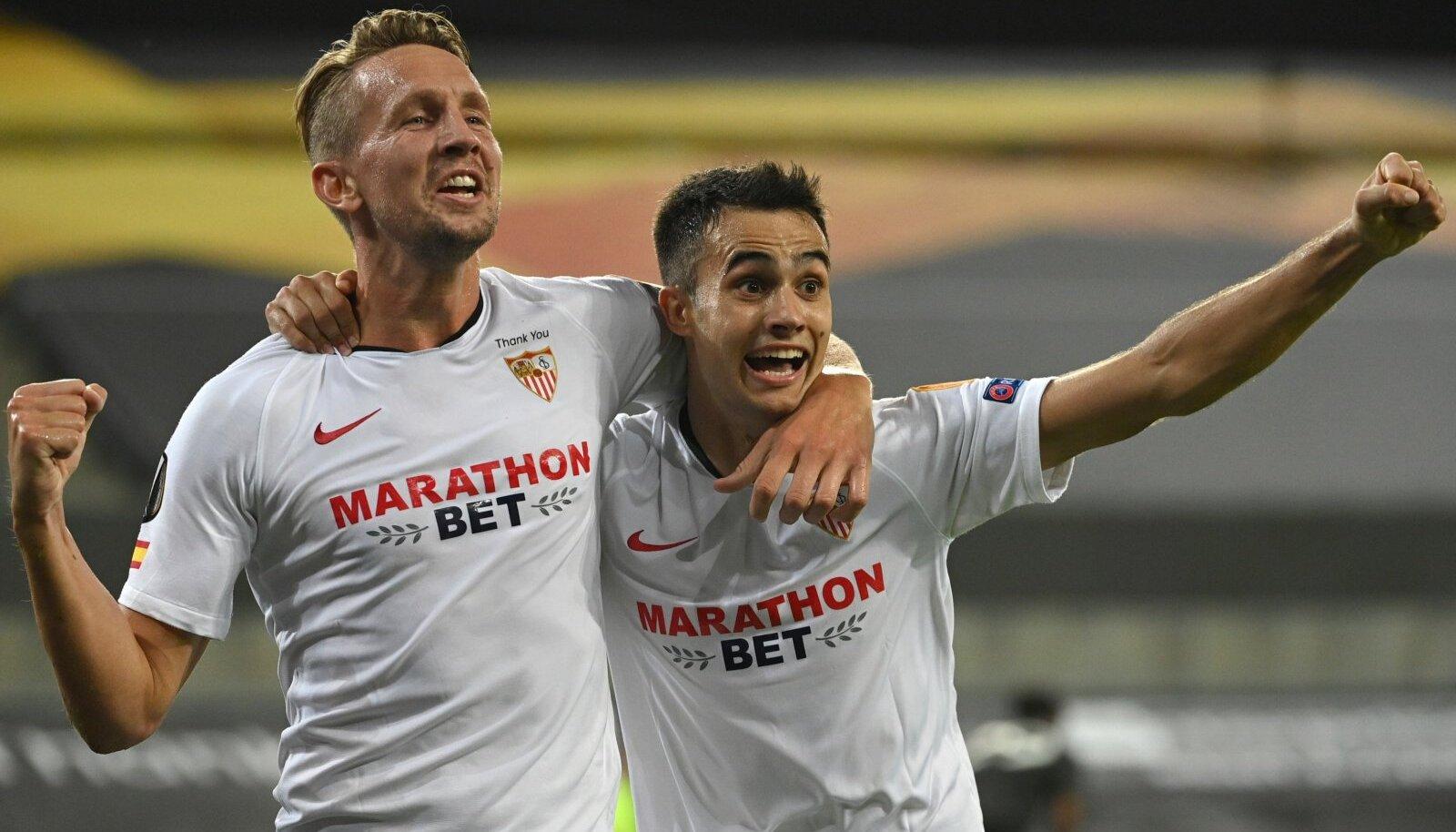 Sevilla on taaskord Euroopa liiga finaalis.
