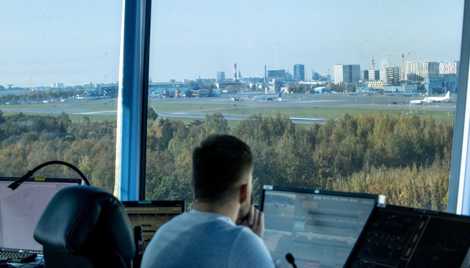 Lennujaama vaatlustorn