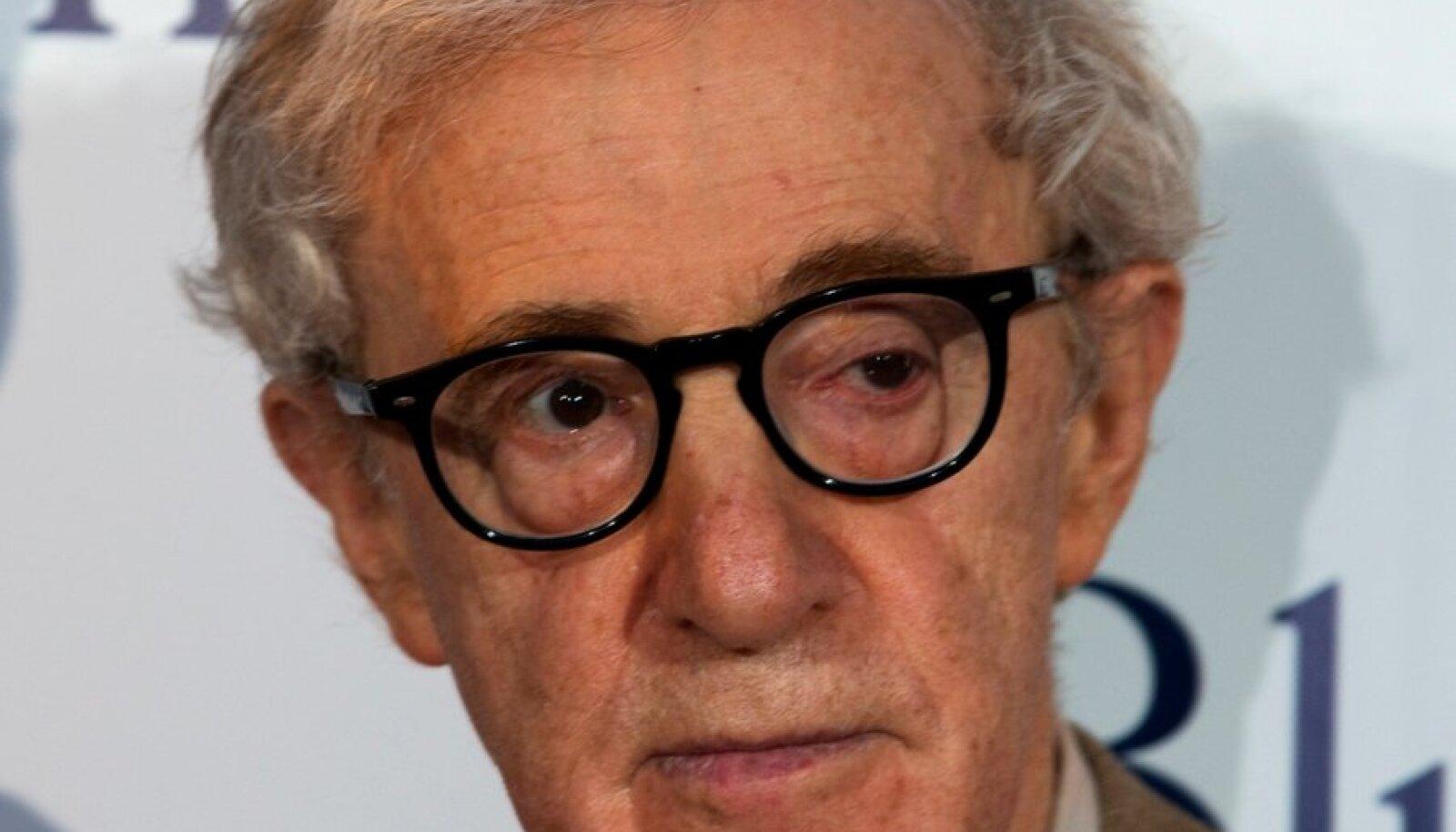Lavastaja Woody Allen