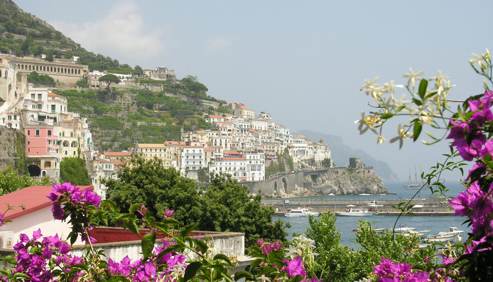 Amalfi rannik