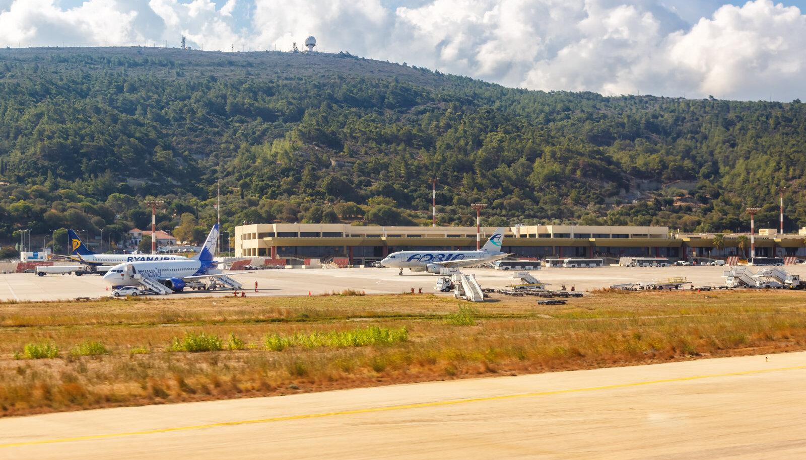 Rhodose lennujaam