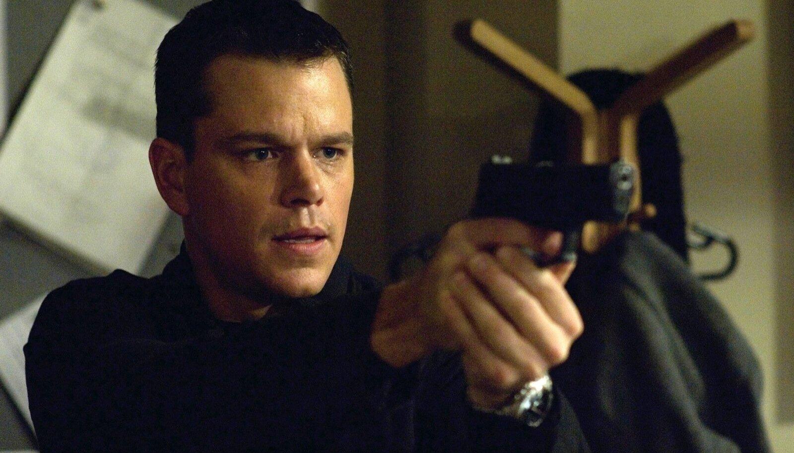 """The Bourne Ultimatum"""