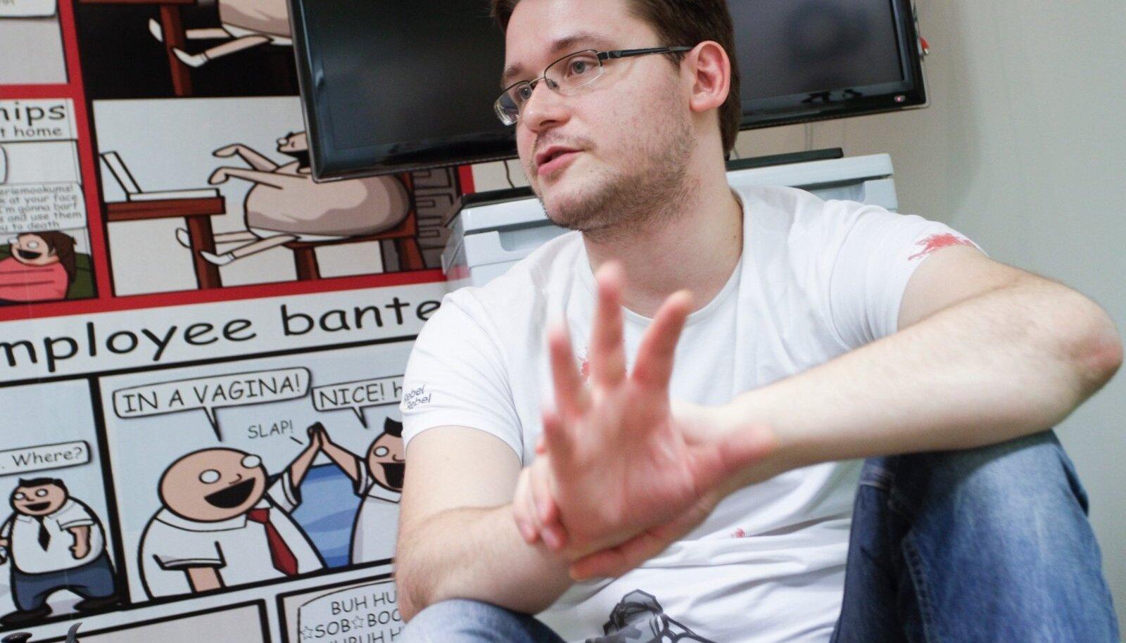 ZeroTurnaroundi asutaja Jevgeni Kabanov