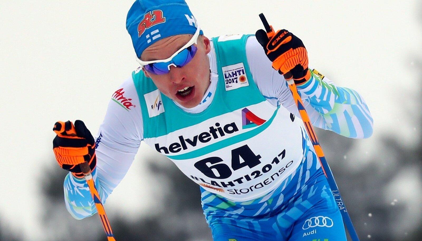 FIS Nordic Ski World Championships - Men's Cross-Country 15 km Classical