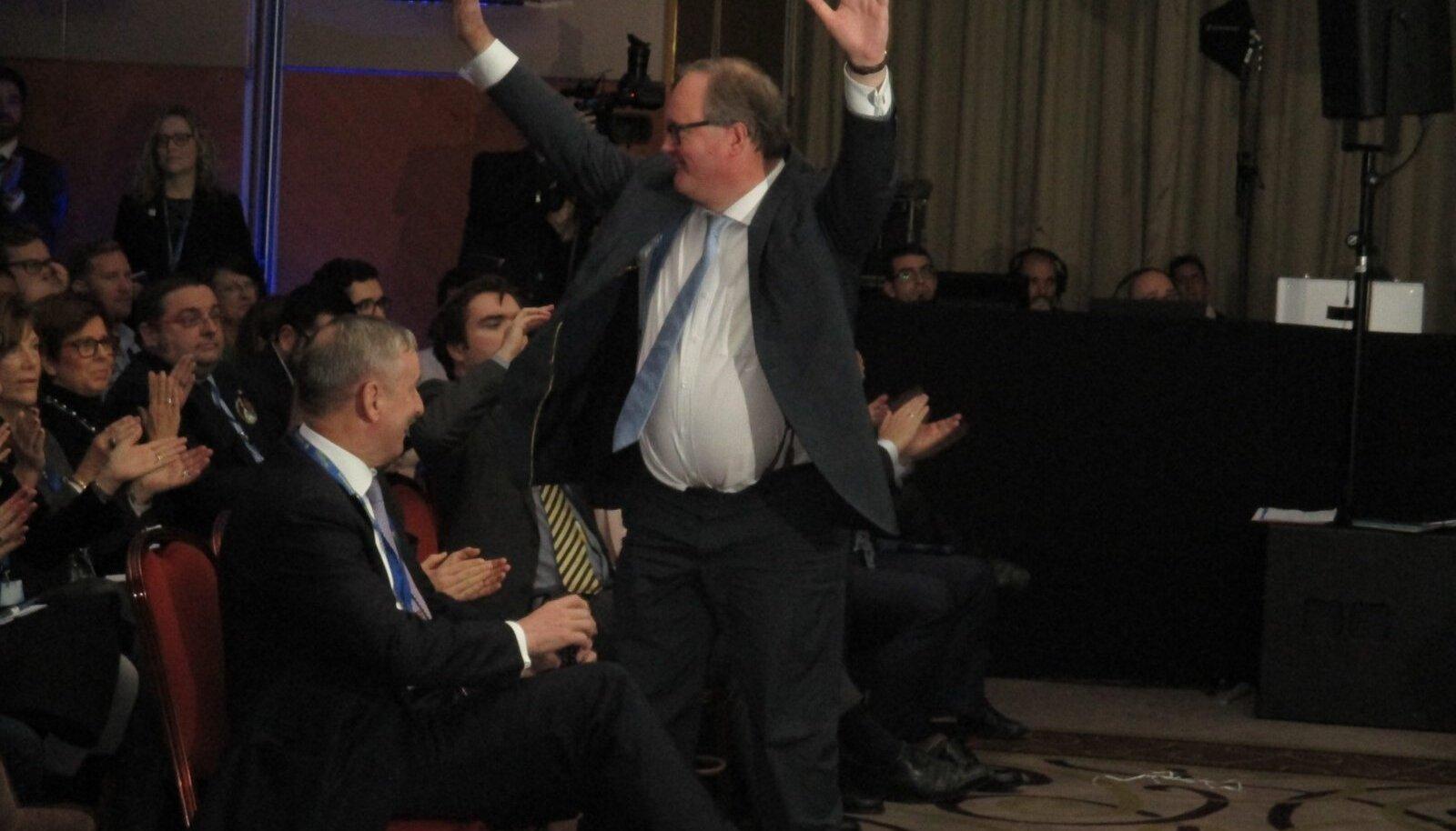 ALDE esimehe valimine