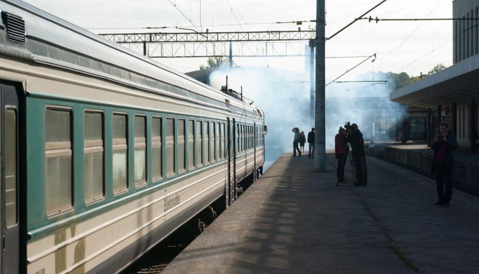Rong Balti jaamas