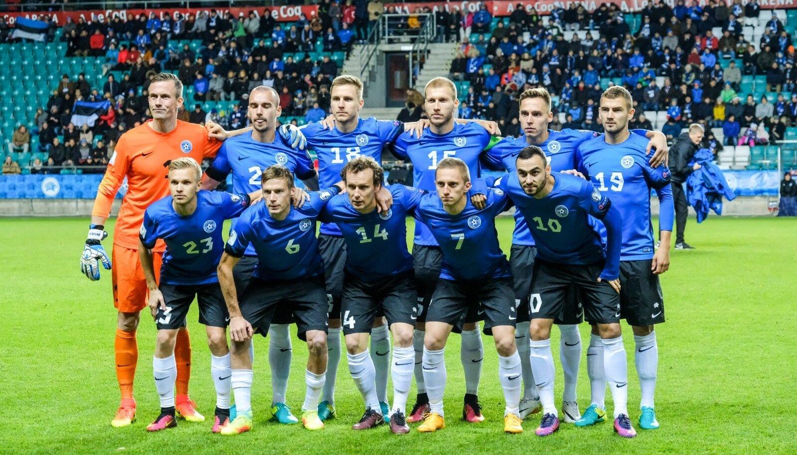 Eesti koondis