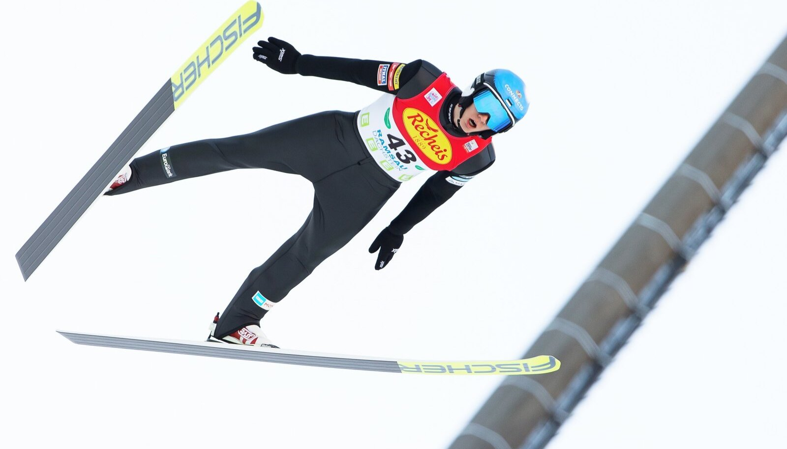 Nordic Combined World Cup in Ramsau