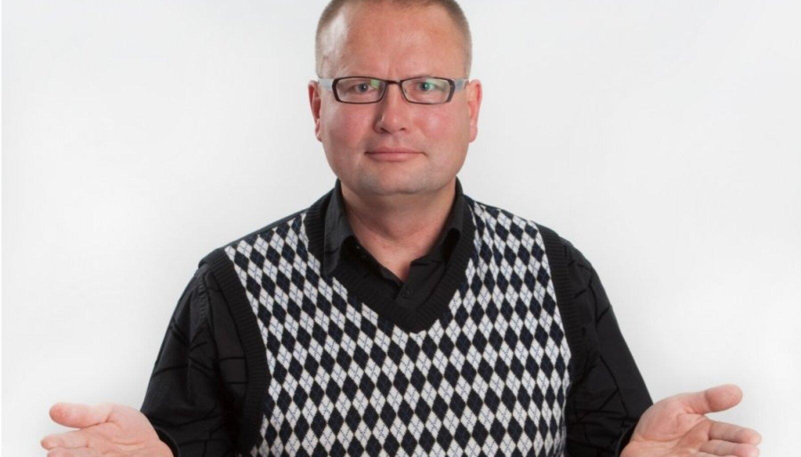 Suhtekorraldaja Ivo Rull