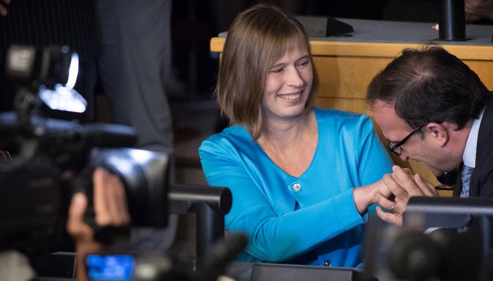 2016. aastal põrgatati presidendivalimisi riigikogu ja valimiskogu vahel augustist oktoobrini, kuni presidendiks sai Kersti Kaljulaid. Olenemata tänastest hääletustulemustest jääb ebameeldiv tunne paljudele ka seekordsetest valimistest.
